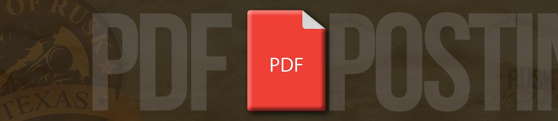 PDF Posting Header Image